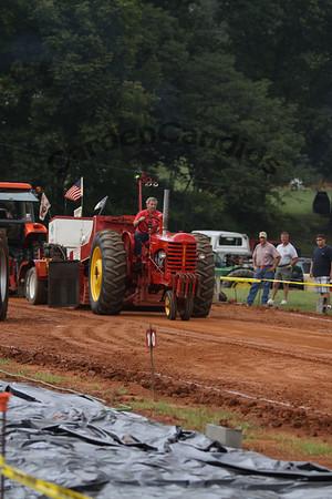 TractorPull Mocksville 9-19-09