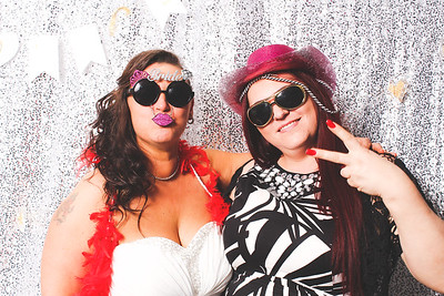 Sarah and Tania's Photo Booth