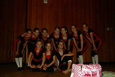 Dance Center Recital 6/1/08 Level IIIb Jazz