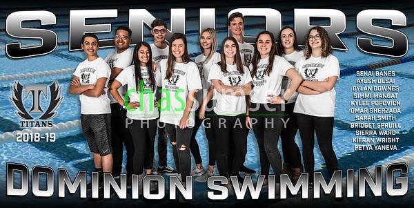 2018 Dominion Swimming