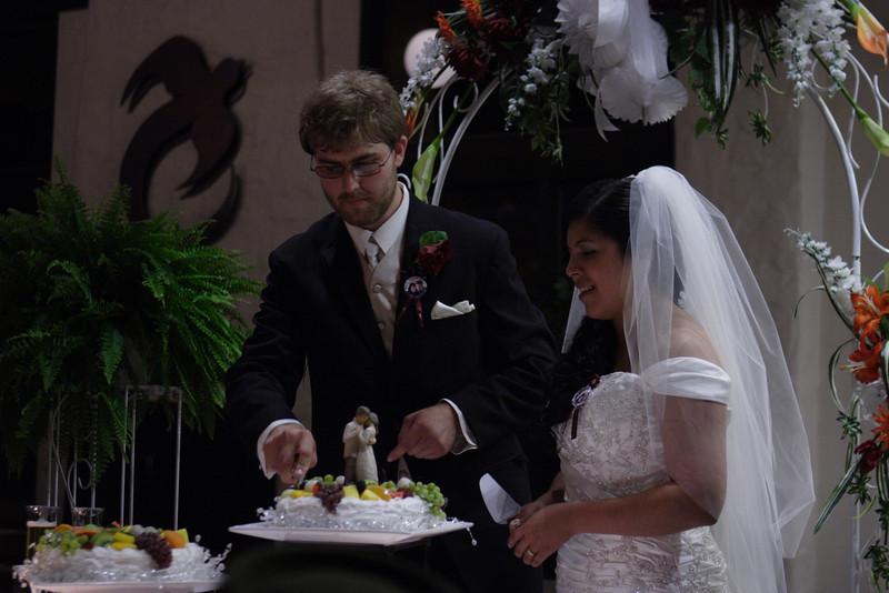 2008 Jason and Kimberly nuptials
