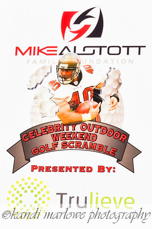 Mike Alstott Family Foundation Golf Tourney 2018