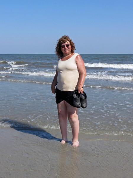May 10:  Hilton Head Island, South Carolina .  .  .