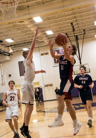 2/24/2020 Boys Basketball vs Valmeyer