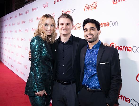 Coca-Cola and Regal Films Program at CinemaCon 2019