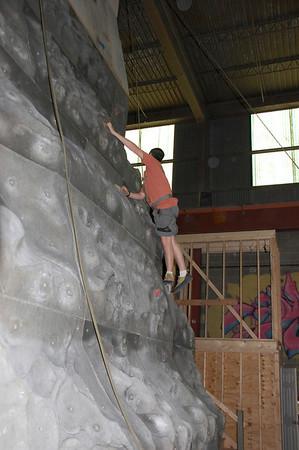 Rock Climbing 2013