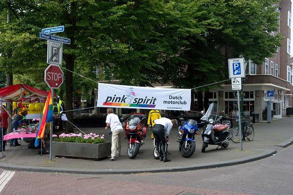 Roze zaterdag Den Haag