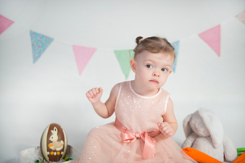 Darcy-Lu's Easter 1st April 2018