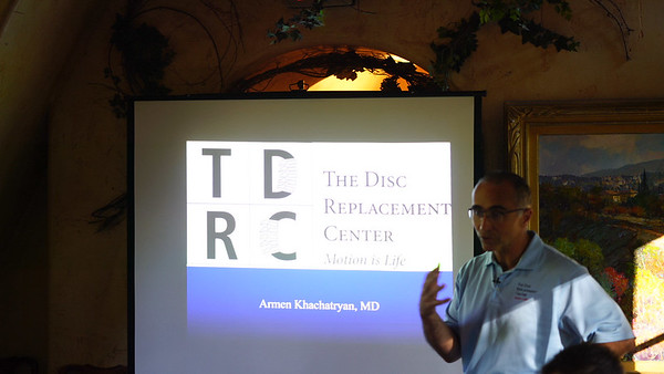 Cervical Disc Seminar