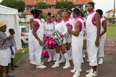 Ouverture carnaval 2015 Cayenne