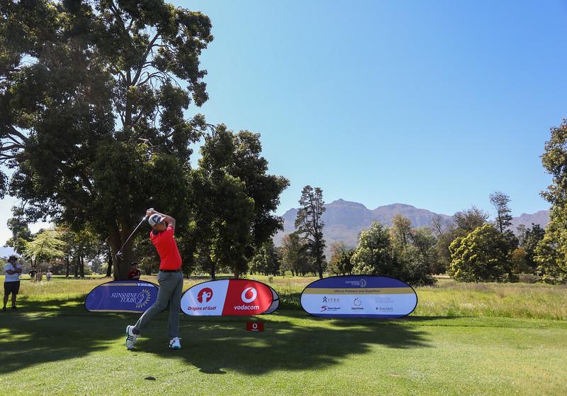 2019 Vodacom Origins of Golf Stellenbosch: Day 3