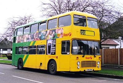 Brentwood's buses - First EN/Essex