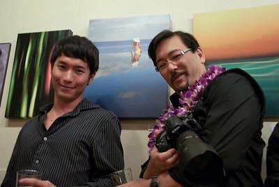 Mark Kaku Photographer : Canon and PNM Exhibits