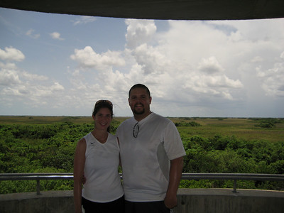 Everglades National Park - Shark Valley