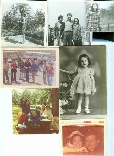 Old Pictures Of Family and Friends