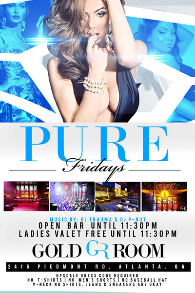 Sep-07-2012 PURE Fridays @ Gold Room ::: ATL, GA, USA