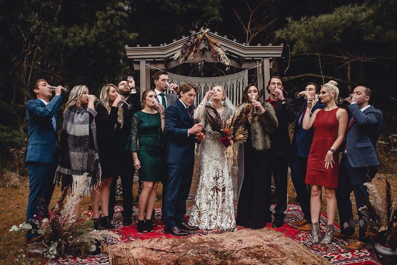Requiem Images - Luxury Boho Winter Mountain Intimate Wedding - Seven Springs - Laurel Highlands - Blake Holly -1278.jpg