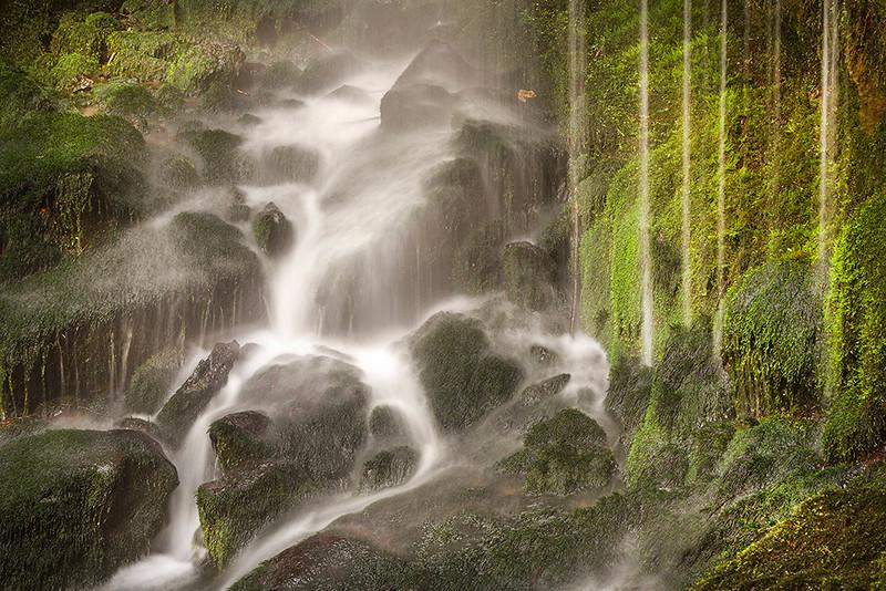 Svino waterfall