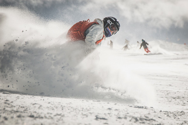 skiing + snowboarding