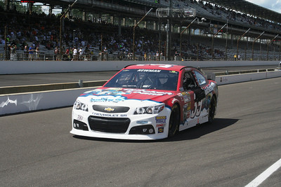 Brickyard 400 Qualifying - 2013