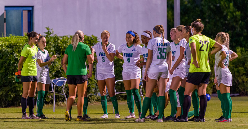 Blue/Green Soccer Scrimmage 10/23/2020