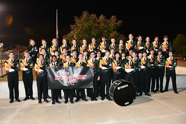 Lone Star Drumline Contest