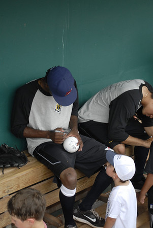2011 Spikes clinic