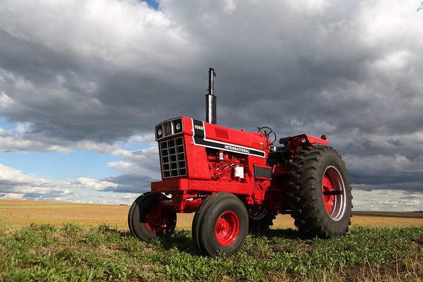 Red Tractor Photo Gallery