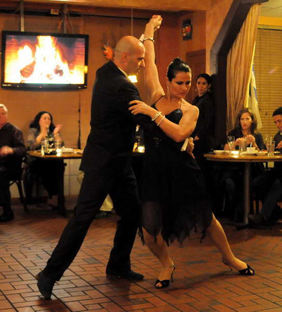 Martin Fierro Steakhouse- An Evening with Pablo Repun Tango