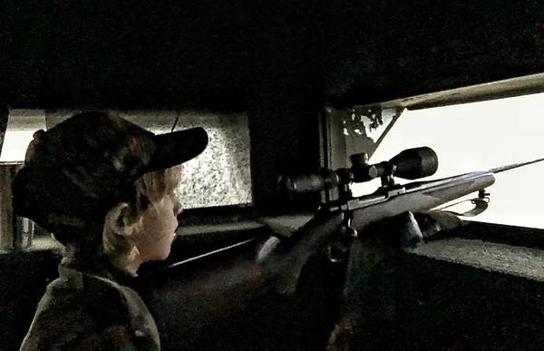 Plomero Ranch Youth Deer Hunt