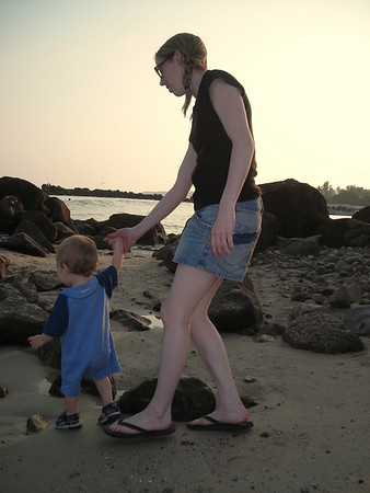 The Beach at Punta de Mita