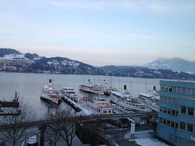 Switzerland January 2013