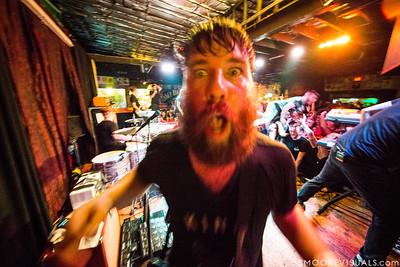 Underoath - Secret Show at Crowbar - 3/13/16