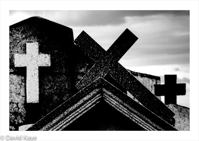 The cemetery in Punta Arenas, the southernmost town in Chile is home to some of those who lost their lives in its storms.