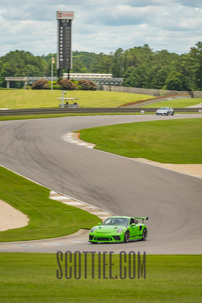 GT3 RS Lizard Green