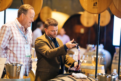 Napa Valley Barrel Auction