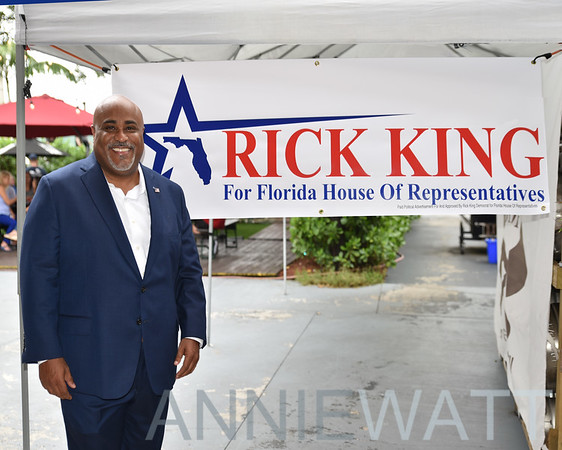 July 1, 2021 Elect Rick King for Florida House of Reps - District 88