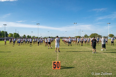 2018 Marching Band Mini-Camps