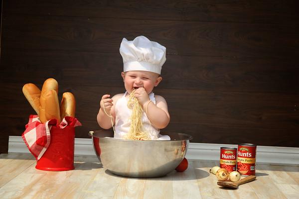 Baby Chef!