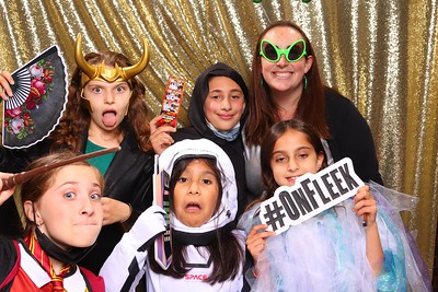 Stillmeadow School's 2021 Halloween Hop