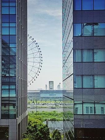 Tokyo - une certaine vue