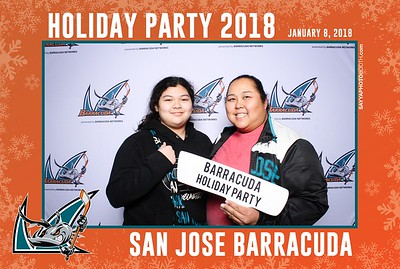 SJ Barracuda Holiday Party