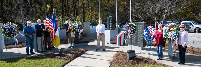 2020 Veterans Day Celebrations