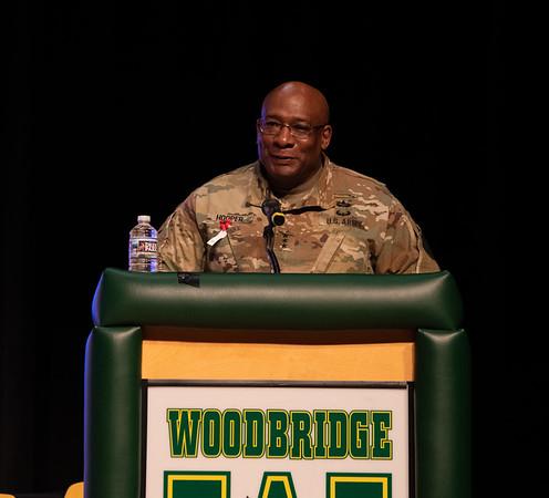 Woodbridge HS Veterans Day