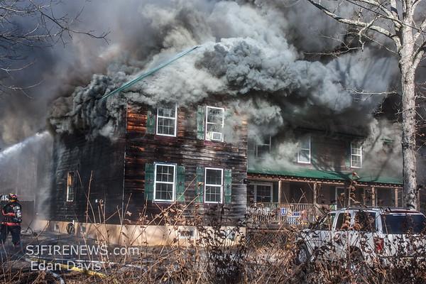 2018 Fire News