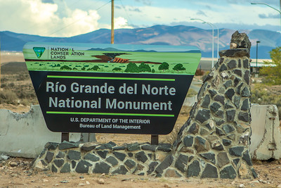 2018 Rio Grande del Norte National Monument - NM