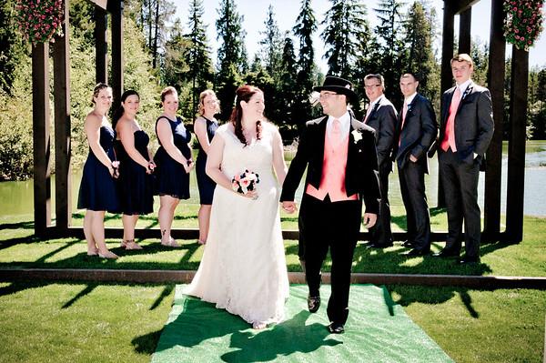 Erica & Jeremy Wedding