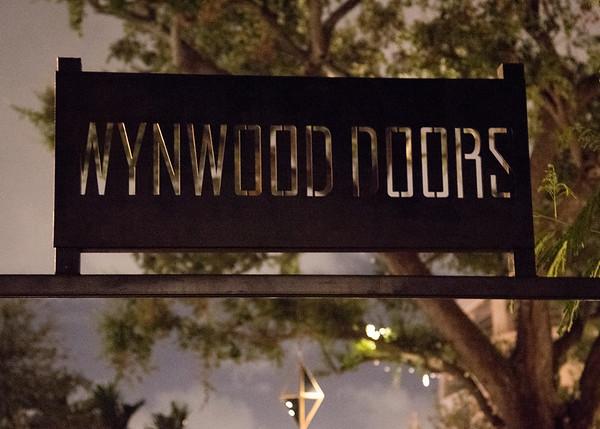 Wynwood Doors Miami Fl Nov ' 17