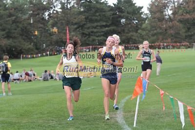 Girls (High School) White Division - 2011 Spartan Invite XC