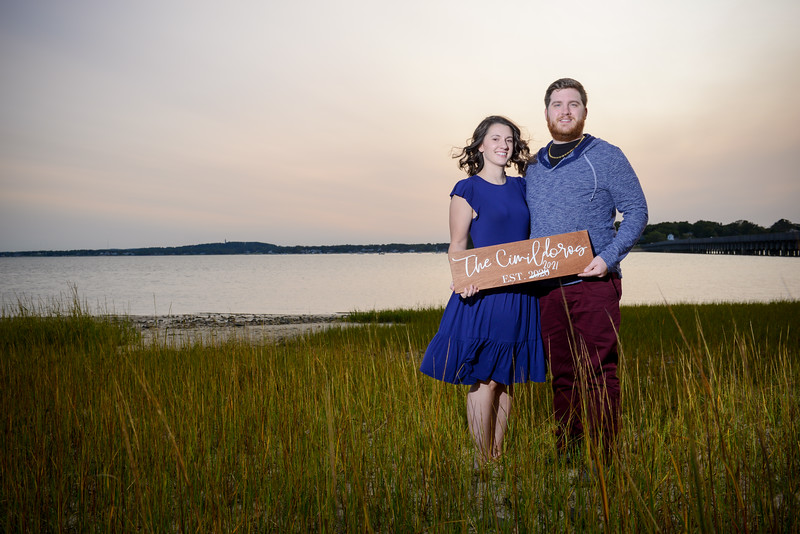 Stephanie Irvin and Steven Cimildoro - September 14th 2020